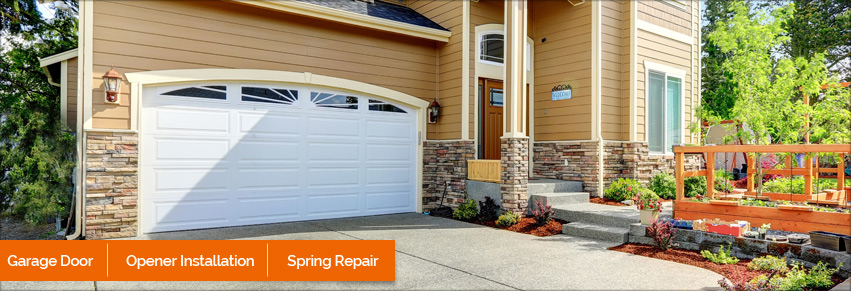 Flower Mound Garage Door Repair